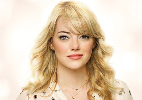 GWEN STACY (EMMA STONE)