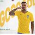 Jesus marca dois gols e salva a Seleção Brasileira
