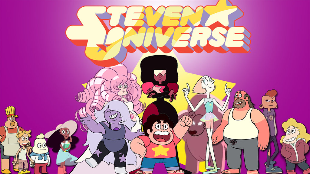 Ver Steven Universe Online
