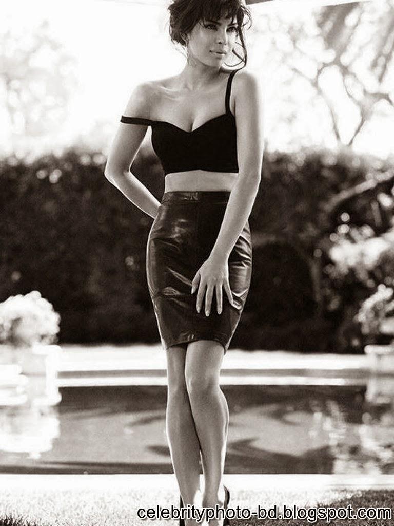 Priyanka Chopra latest Sexy guess Ad photoshoot photos 2014