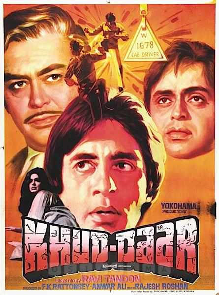 Khud-Daar 1982 Hindi 720p HDRip Full Movie Free Download