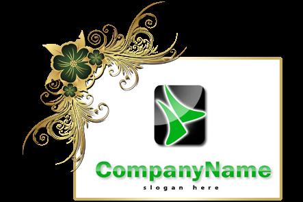 تنزيل تصميم شعار مؤسسه جاهز للتعديل بالفوتوشوب ,PSD Foundation Logo design Download