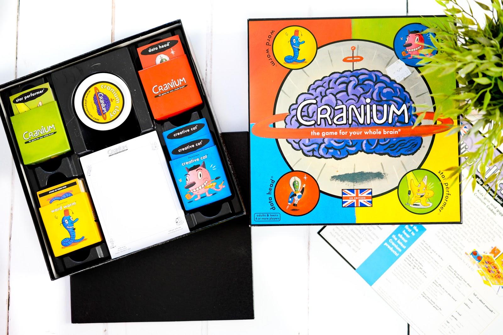 Charity Shop Finds November 2017, Cranium