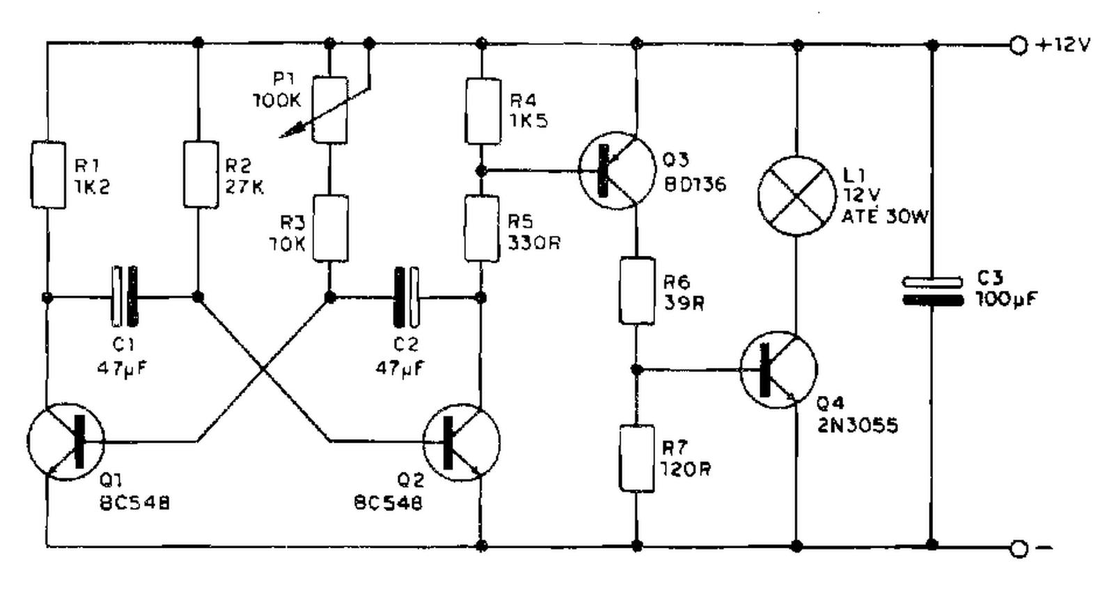 Eletronica Geral Pisca Pisca Com 2n