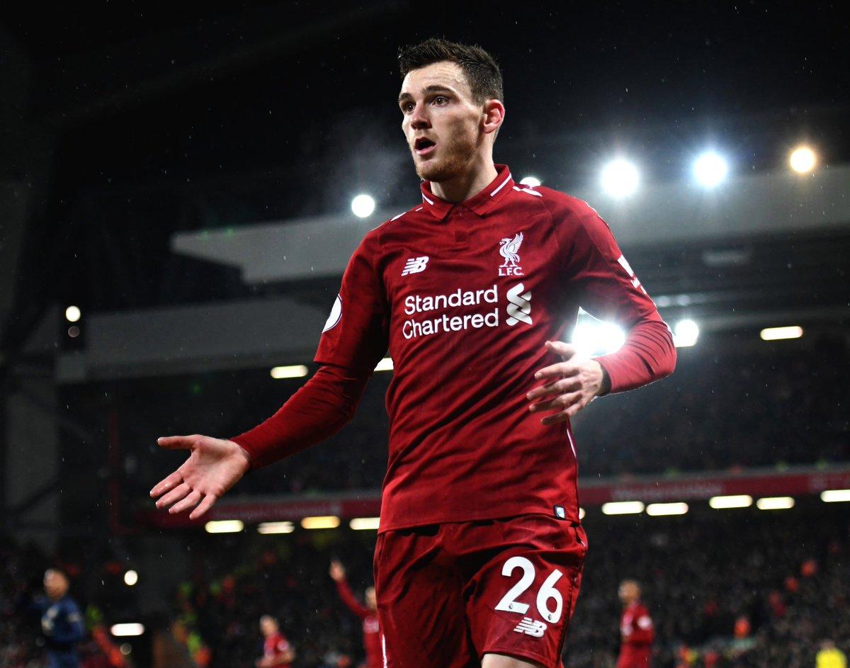 Robertson: Liverpool Sudah Kembali ke Performa Terbaik