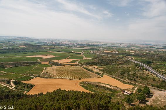 Vista desde la ermita de San Felices, mejor rincon de España