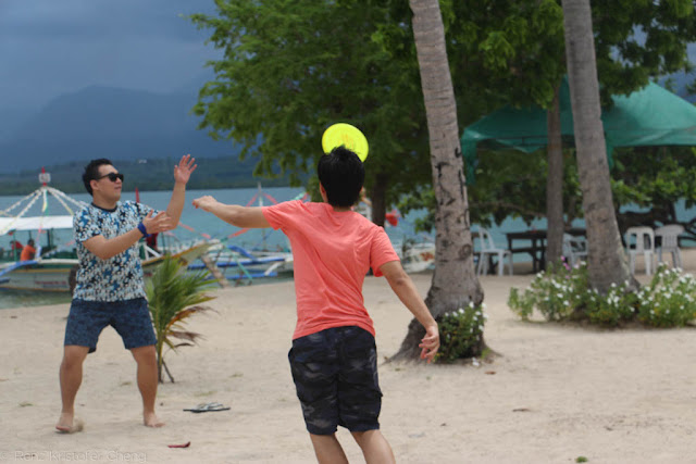 Ultimate Frisbee in Puerto Princesa, Palawan
