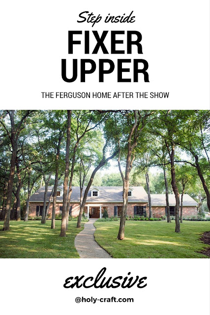 step inside a fixer upper home after the show
