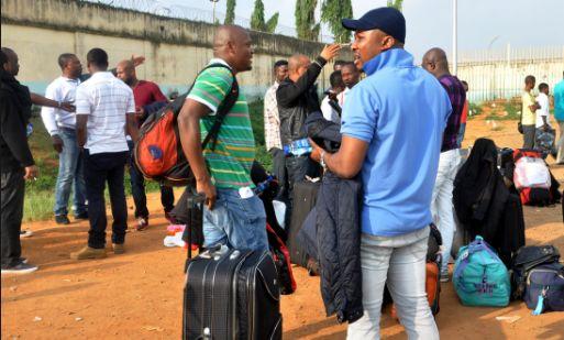 UK Sends More Nigerians Back Home
