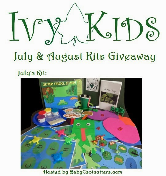 Enter the Ivy Kids Subscription Trial Giveaway. Ends 6/5.