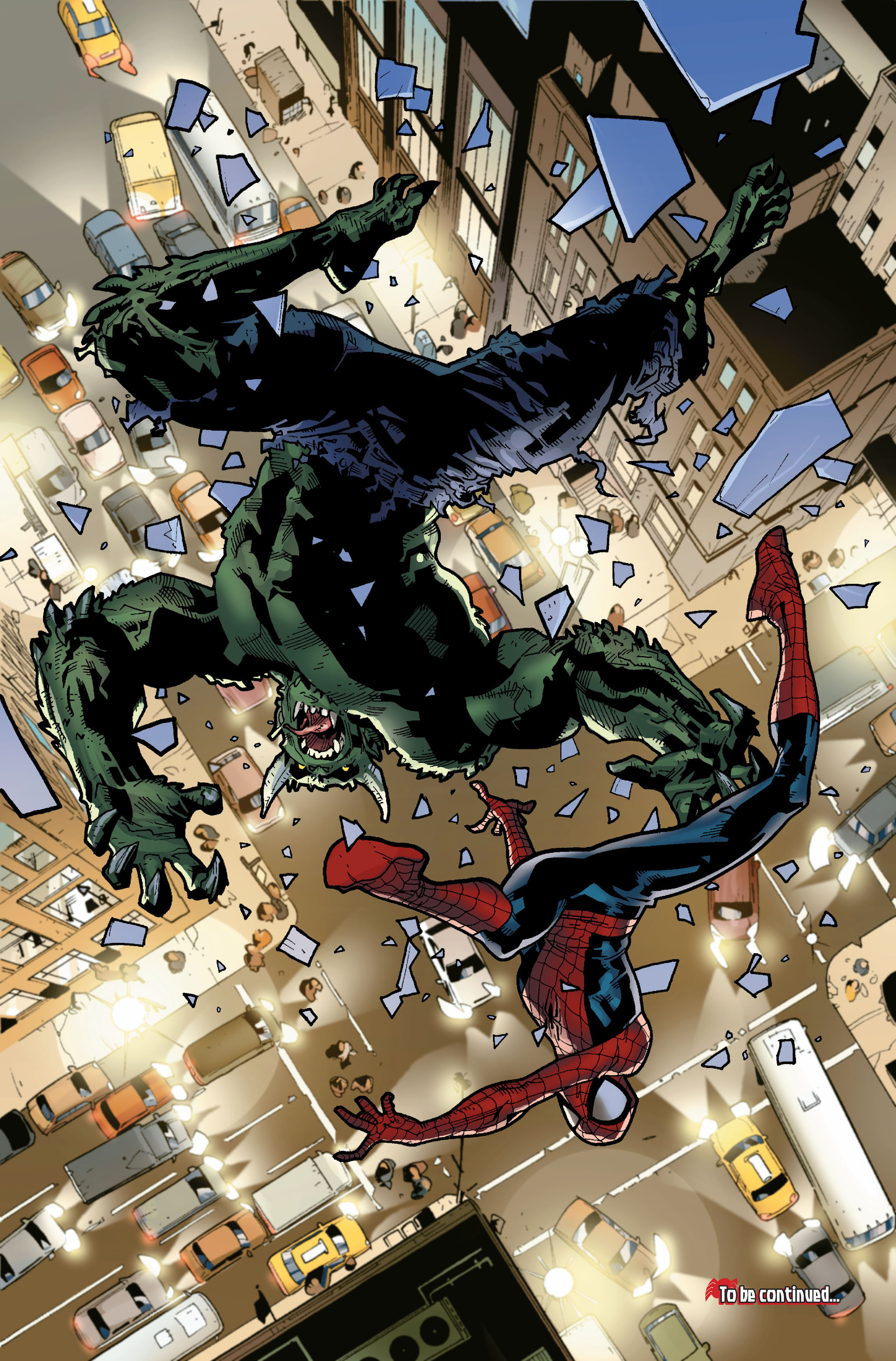 Read online Ultimate Spider-Man (2000) comic -  Issue #115 - 20