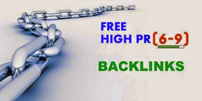 How I Got High PR (6-9) Backlinks To My New Blog For Free [REVEALED]