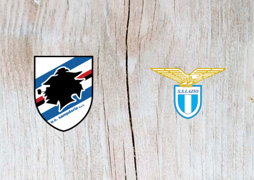 Sampdoria vs Lazio - Highlights 28 April 2019