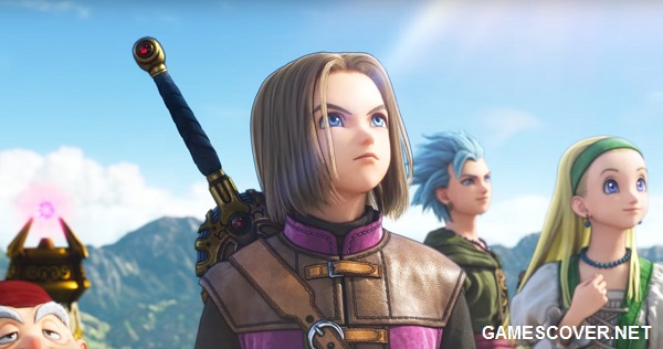Dragon Quest XI Story