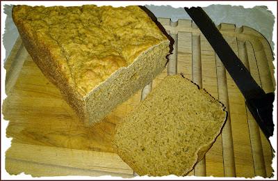 Lentil Flour Pound Cake