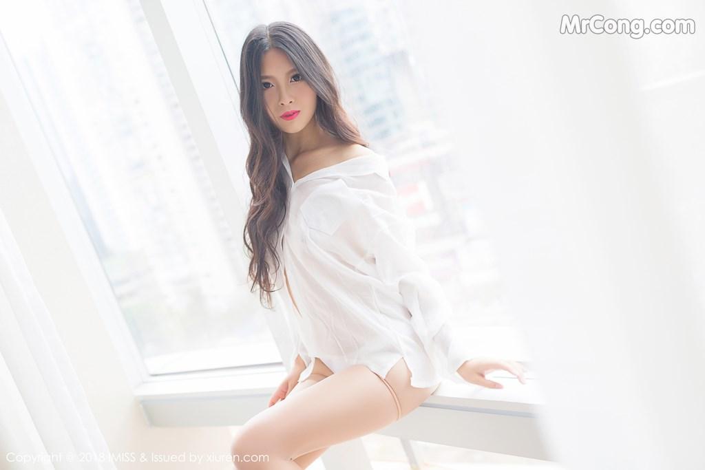 Image IMISS-Vol.299-Candy-MrCong.com-008 in post IMISS Vol.299: Người mẫu 语嫣Candy (39 ảnh)
