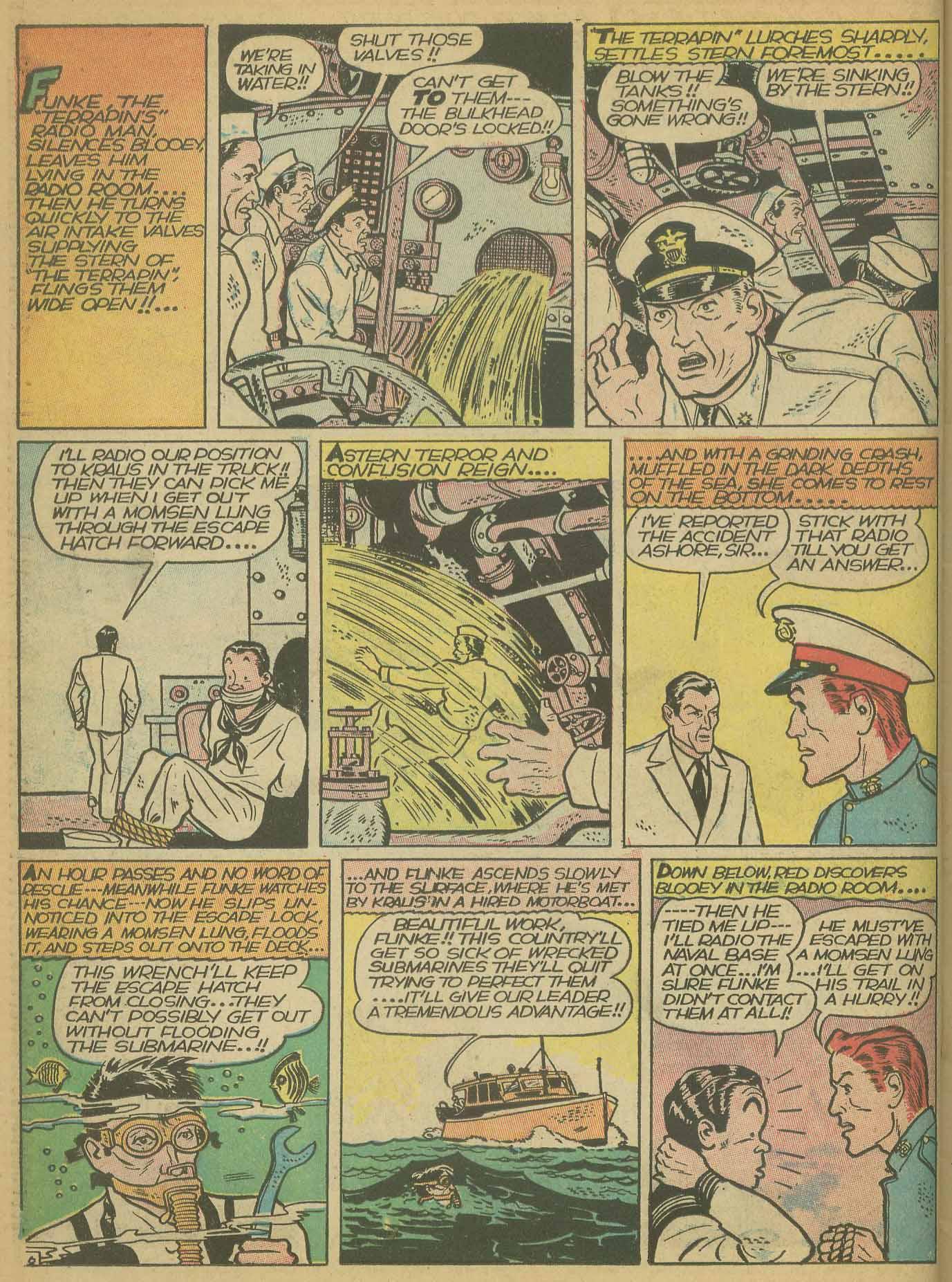 Read online All-American Comics (1939) comic -  Issue #8 - 16