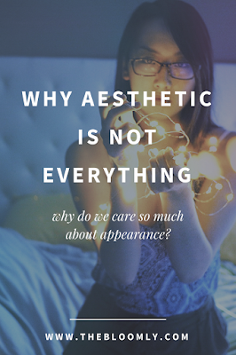 Why Aesthetic is Not Everything