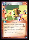 My Little Pony Braeburn, Good Seed High Magic CCG Card