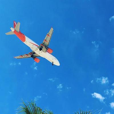 avion, arenales del sol,