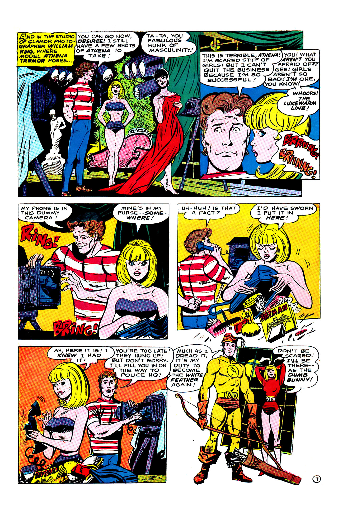 Read online Showcase comic -  Issue #63 - 10