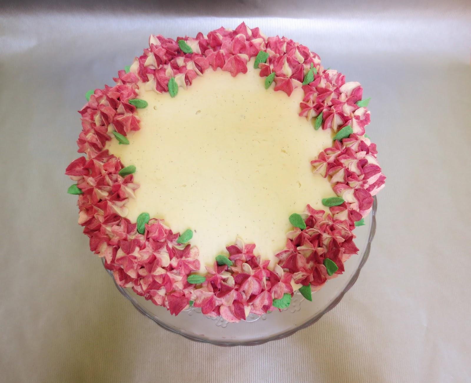 Kuchen Dekorieren Bilder