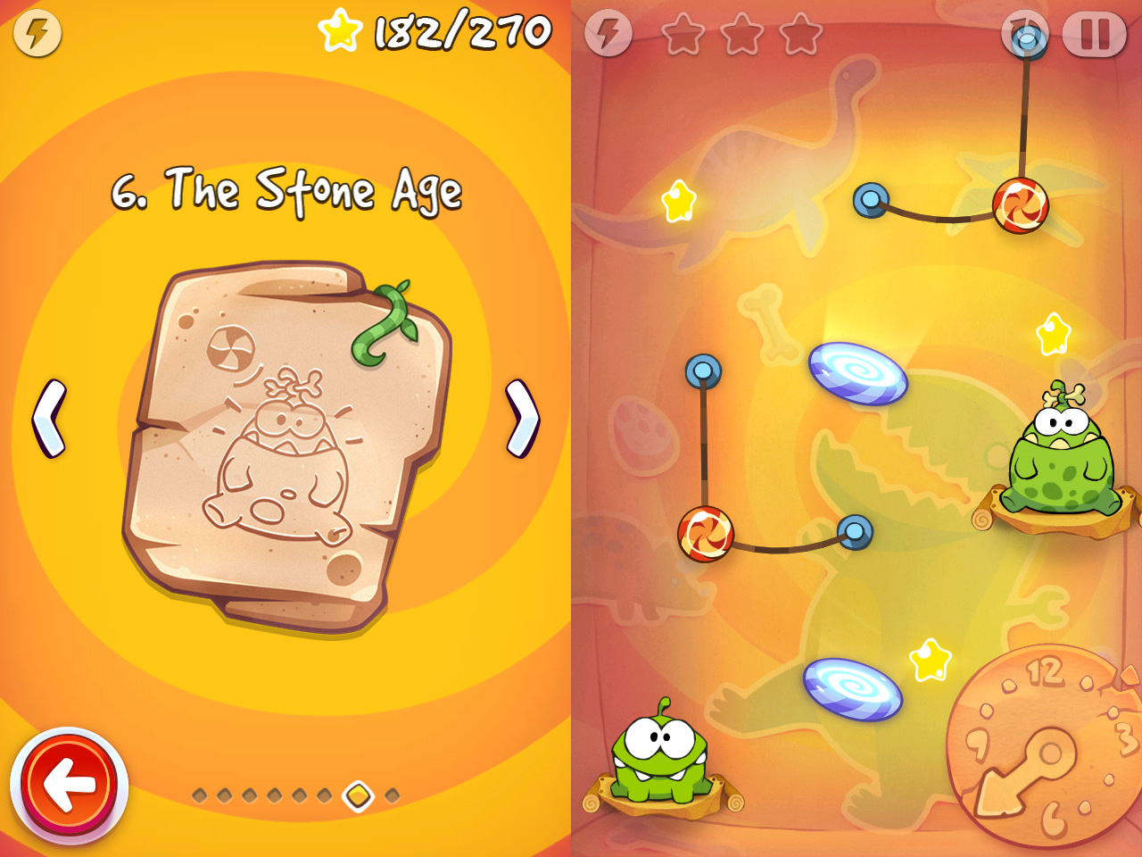 Cut The Rope Travel Time Apk