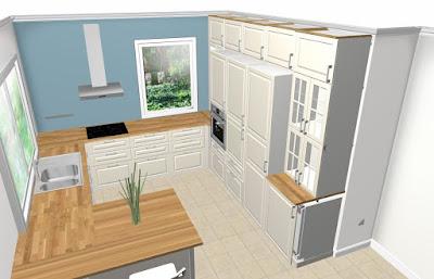 Ikea Hochschrank Küche