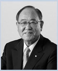 Fujio Mitarai ditunjuk sebagai presiden sekaligus ketua dan CEO Canon Inc.