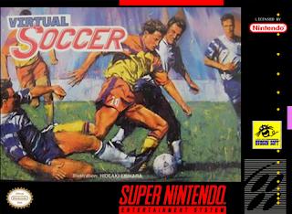 Virtual Soccer [ SNES ]