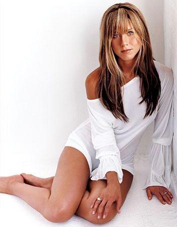 Foto de Jennifer Aniston en sesión fotográfica