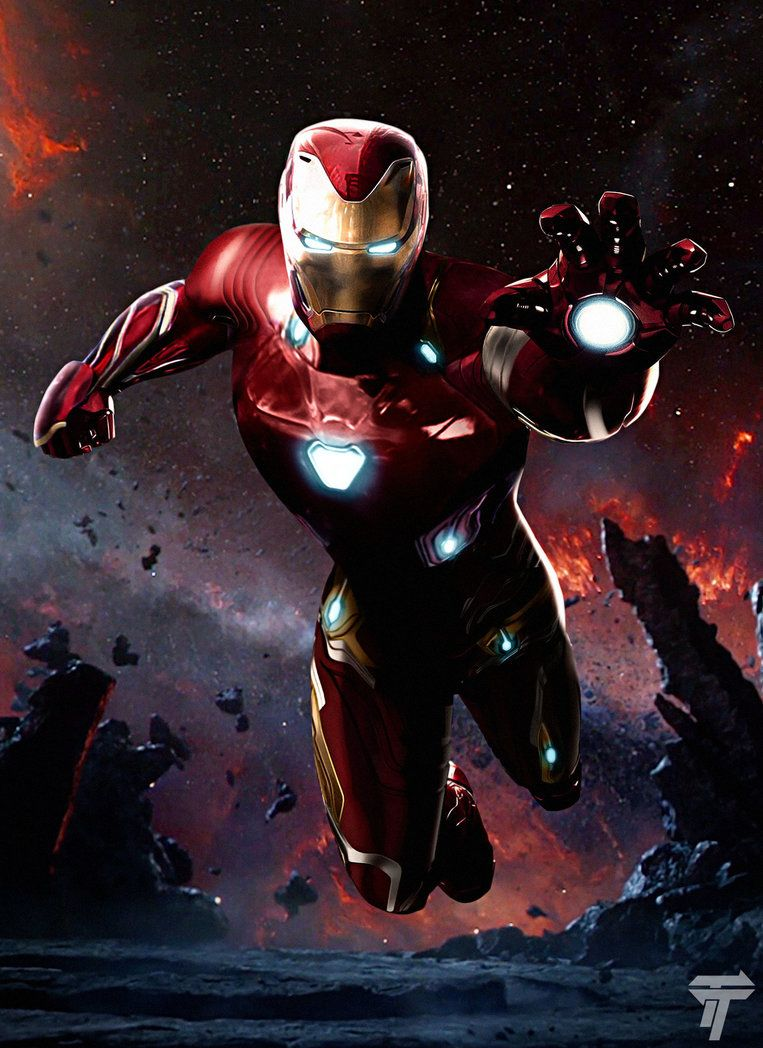Marvel Studios Avengers Infinity War Hd 4k Wallpapers Of Iron Man