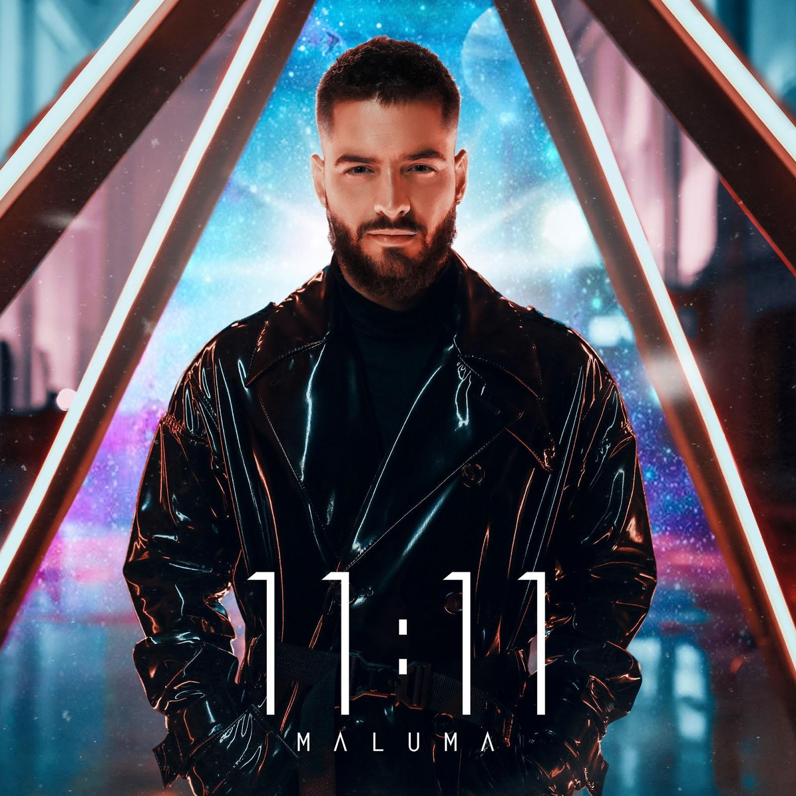 Maluma – 11:11 (Download Álbum) (2019) - REGGAETON BRASIL - MAIOR