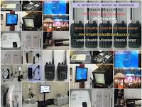 Sewa HT, Rental Handy Talky, Handsfree, Baterai, Antena, Charger, Harga Murah, Icom V80, Toriphone