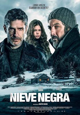 NIEVE NEGRA - poster pelicula