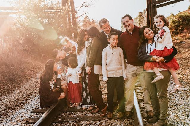 Johnson Family Photos 2018