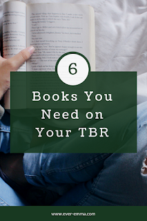 6 Books You Need on Your TBR