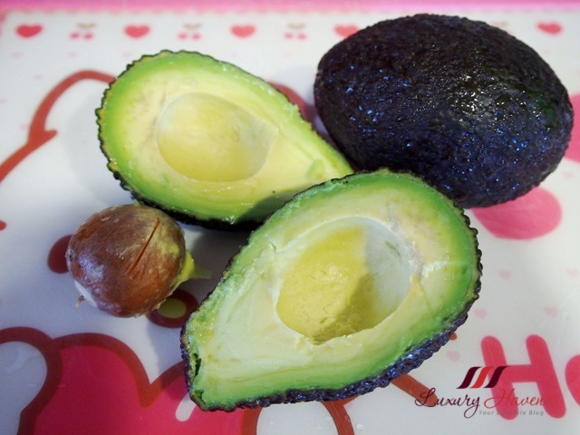 healthy breakfast high nutrient avocado recipe