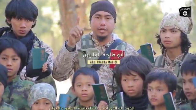 Camp Pelatihan Jihadis ISIS