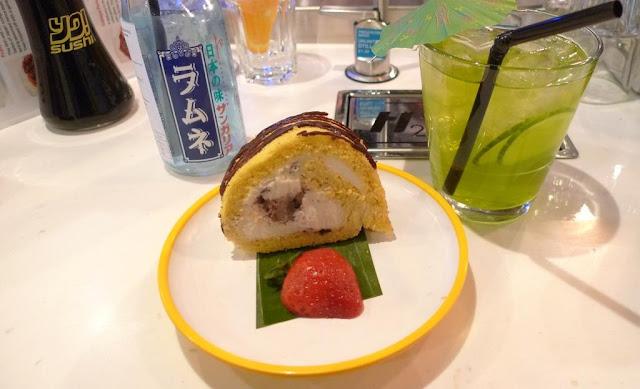 TOKYO BANANA CAKE