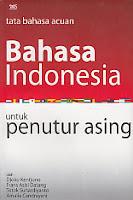 TATA BAHASA ACUAN BAHASA INDONESIA UNTUK PENUTUR ASING