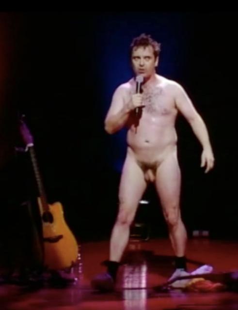 juvenile nudity on stage