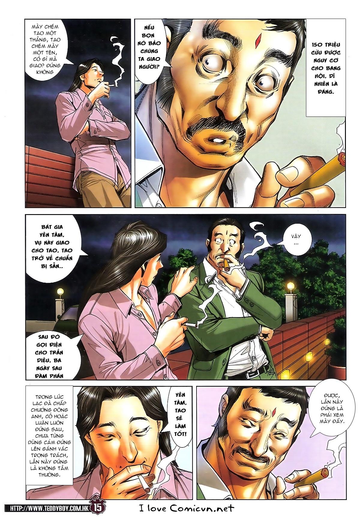 Người Trong Giang Hồ - Ngũ Hổ qui thiên - Chapter 1713: Yêu Nghiệt - Pic 15