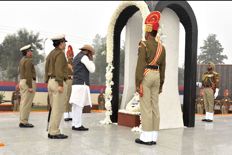 BSF celebrates 51st Raising Day - JOBTODAYINFO