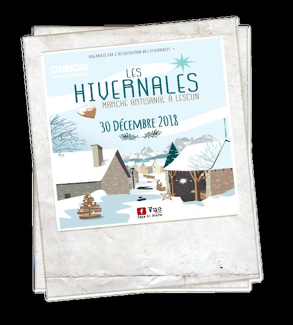 Les Hivernales Lescun Pyrénées 2018