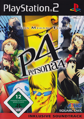 Persona 4 PS2 GAME ISO