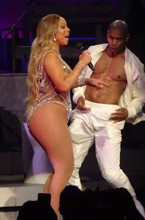 Mariah Carey Las Vegas residency last performance