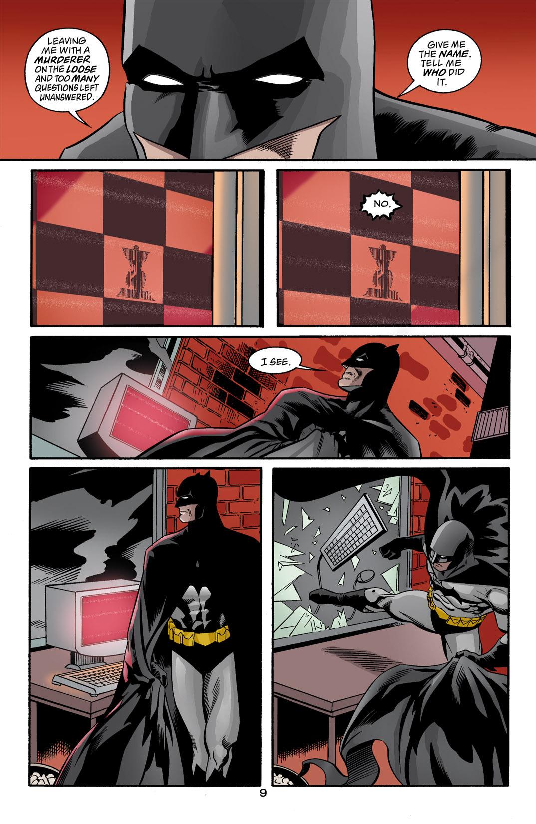 Detective Comics (1937) 771 Page 9