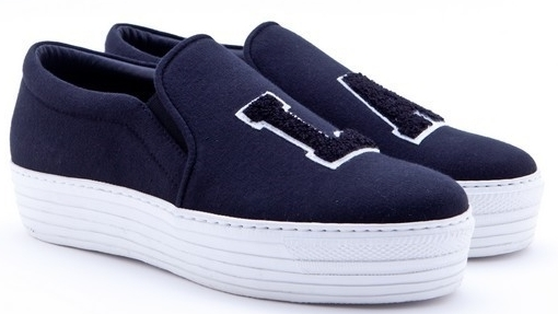 city slip-ons joshua sanders double sole LA sneakers