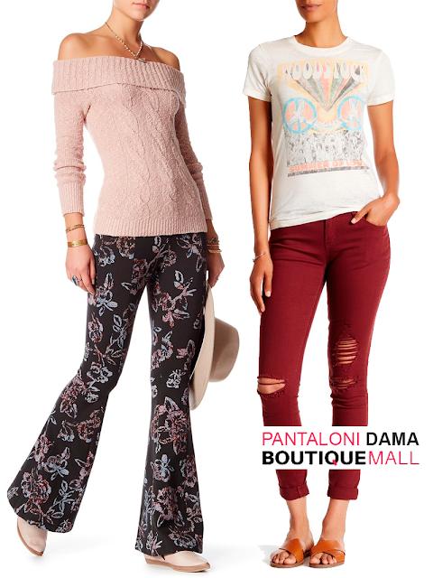 Pantaloni dama Boutique Mall